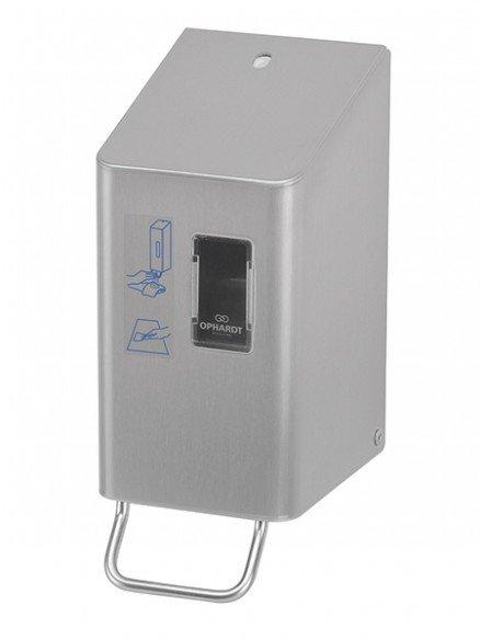 Distributeur TSU 2 pour la désinfection des sièges de toilettes 250ml