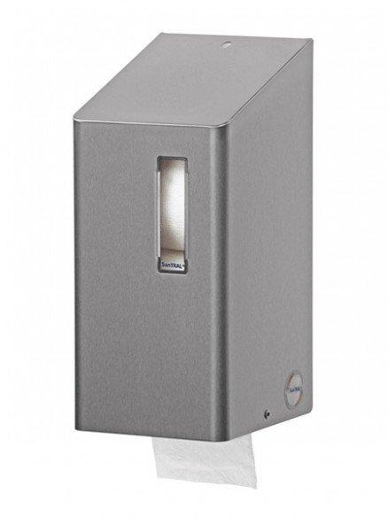 Toilettenpapierspender Edelstahl TRU 2