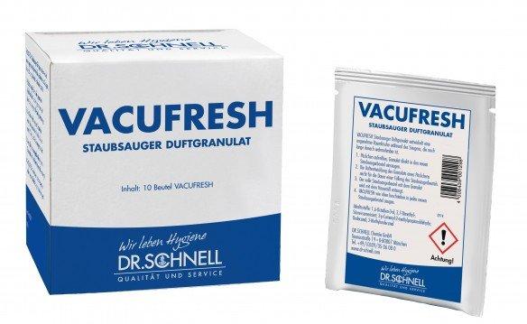 Vacufresh vacuum cleaner fragrance granules