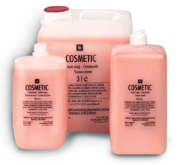 Cremeseife Cosmetic