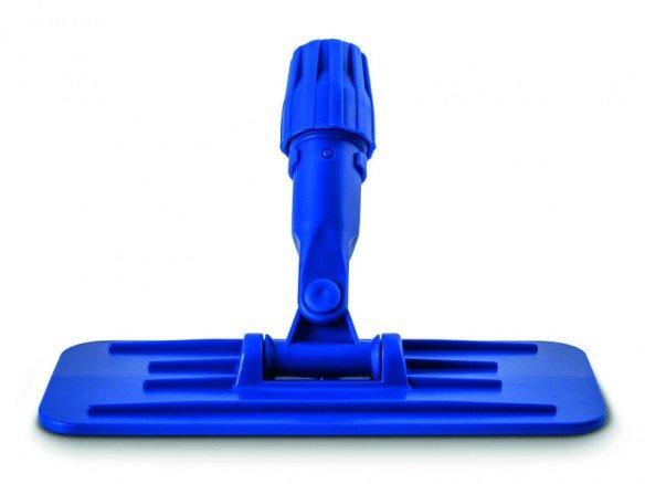 Handpadhalter mit Stielhaltergelenk, 23 x 10cm, blau