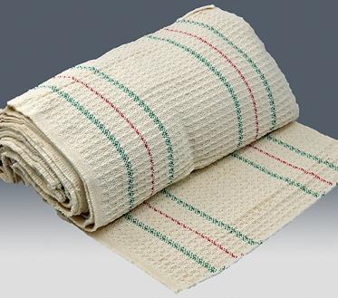 Panno per pavimenti con struttura a cialde