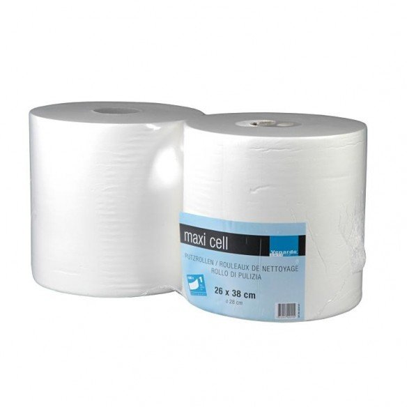 Maxi cleaning roll Venardo 1-ply
