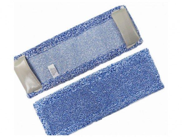 Velcro mop holder