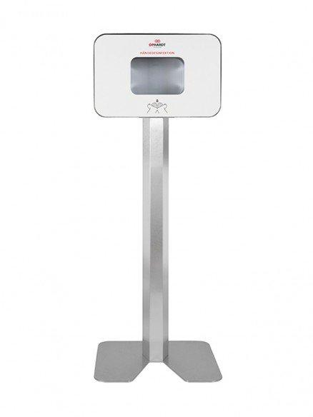 Premium Hygienestation mit Praesidio Touchless Desinfektionsspender