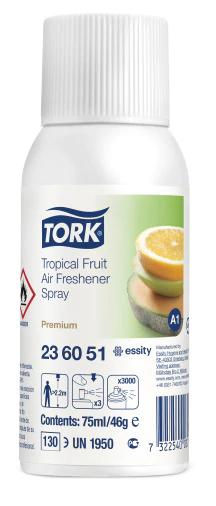 Deodorante TORK con profumo di frutta