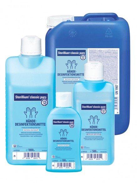 Sterillium® Classic Pure Händedesinfektionsmittel