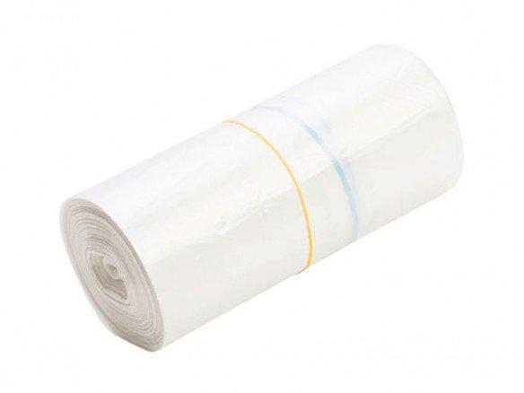 Mehrzweckbeutel PE-HD mit PP-Band transparent