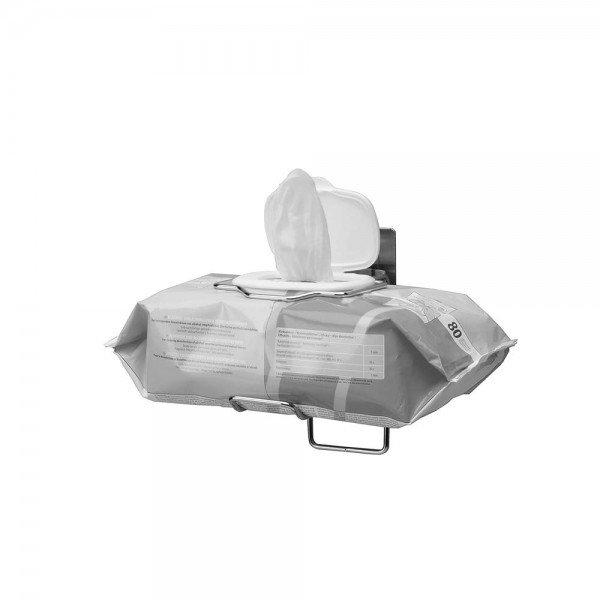 Flowpack holder stainless steel