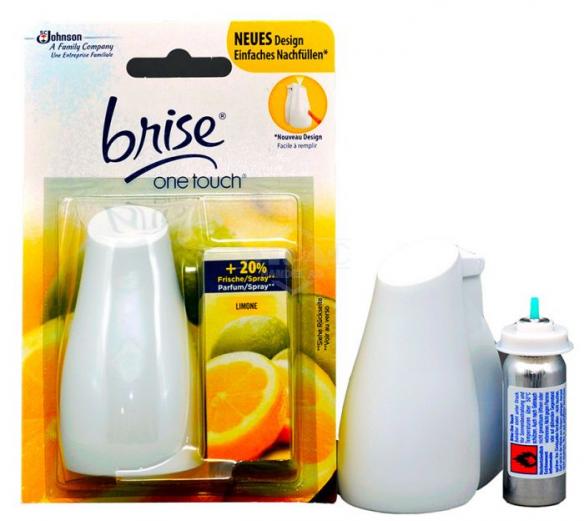 Brise One Touch Starter Set