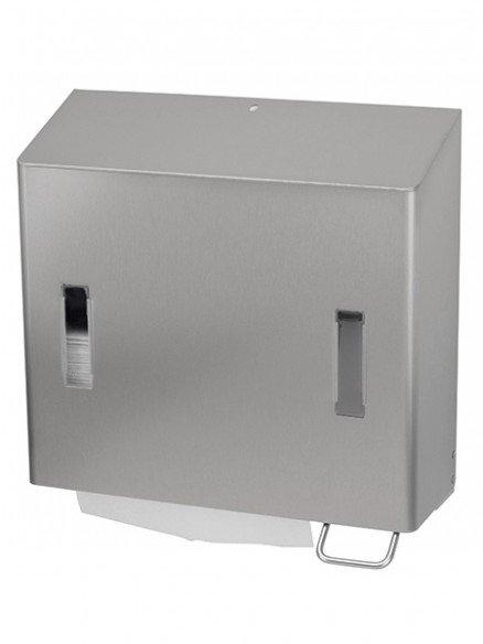 Combinazione di dispenser CPU per asciugamani di carta e sapone