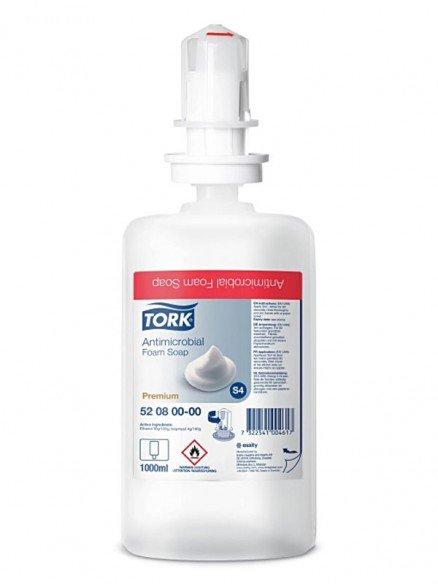 TORK Schaumseife Premium Antimikrobiell 1000ml