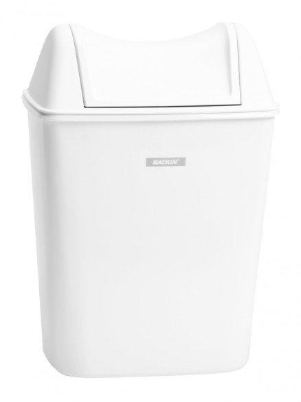 Katrin Abfallbehälter 8l weiss