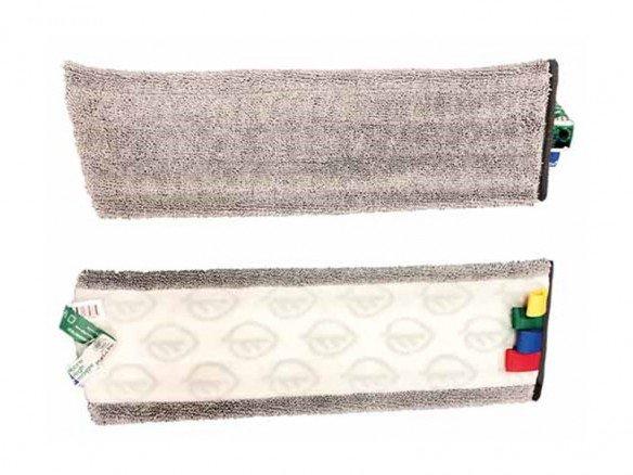 NuTex Nordic Swan Velcro, grau