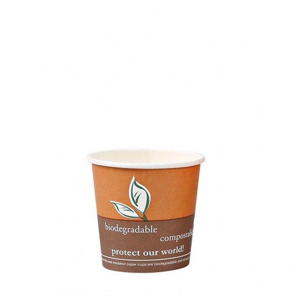 "Bio Kaffeebecher ""Organic"""