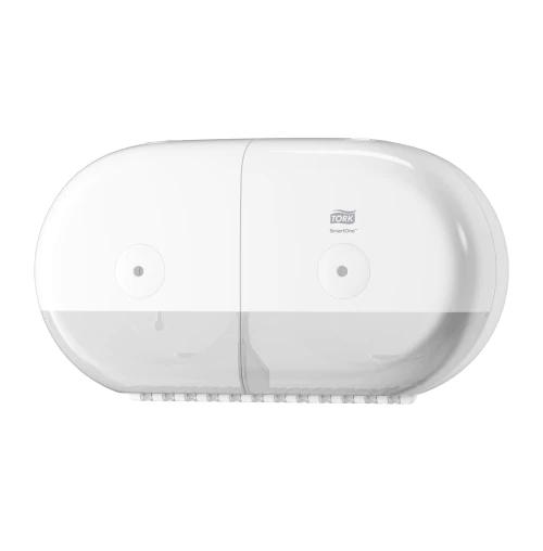 Distributore di carta igienica a doppio rotolo TORK SmartOne Mini