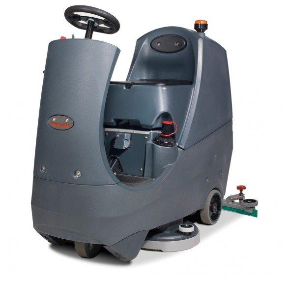 Machine à récurer numérique CRG8072