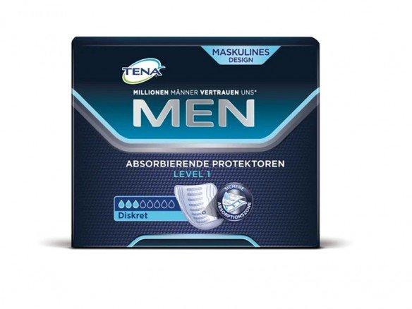 Tena Men Level 1, Light Inkontinenz Einlagen