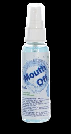 Bocca Off Mini Spray Bottiglia