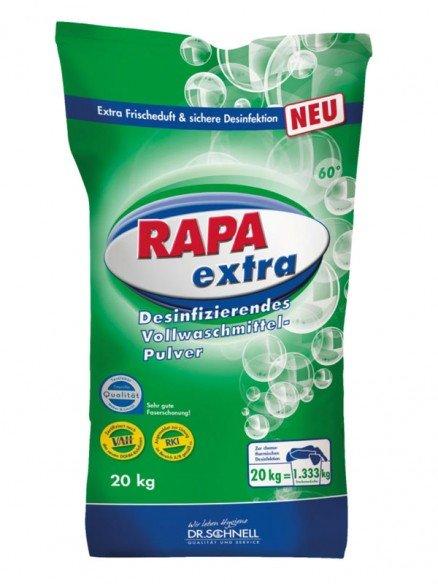 RAPA EXTRA desinfizierendes Vollwaschmittel 20kg