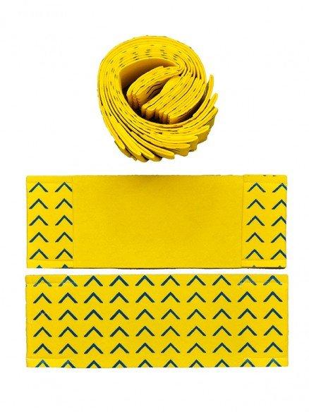 Einweg-Flachmop mit Tasche 40cm
