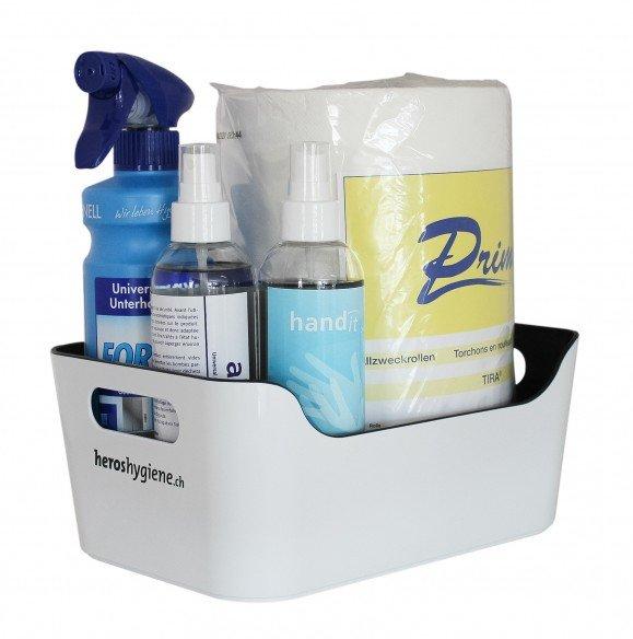 Cassetta d'igiene per la disinfezione
