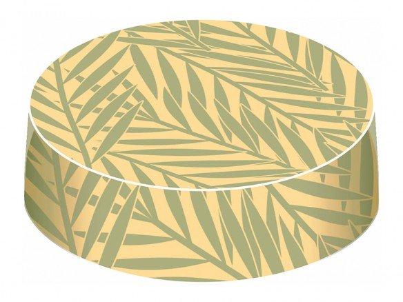 Mank Caps Glasabdeckung Botanic