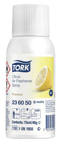 Deodorante TORK con profumo di agrumi