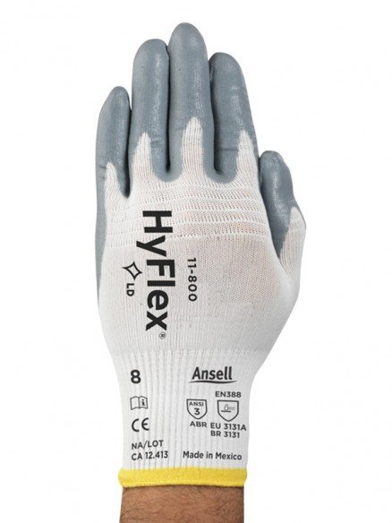 Mehrzweckhandschuhe Ansell HyFlex® 11-800