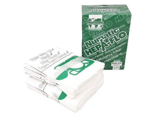 Hepa-Flo Vliesstaubbeutel NVM-1CH