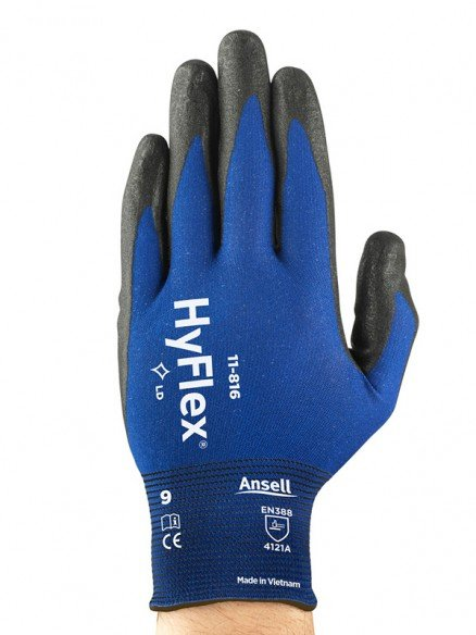 Mehrzweckhandschuhe Ansell HyFlex® 11-816