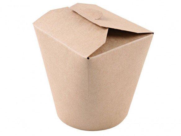 """Foodbox """"Asia"""" Kraftpapier"""