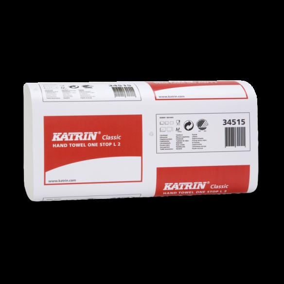 Serviettes en papier KATRIN cellulose 2 plis (2310 pcs)