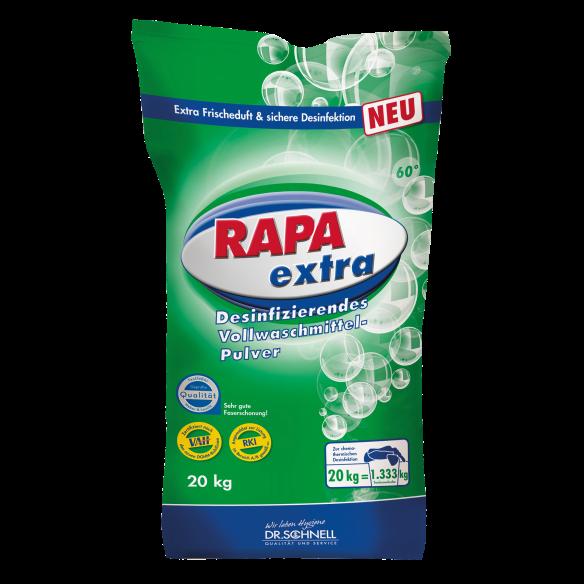 RAPA EXTRA, détergent désinfectant à usage intensif 20 kg
