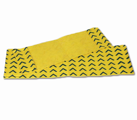 Balai à franges plat jetable en paquet de 10 pièces
