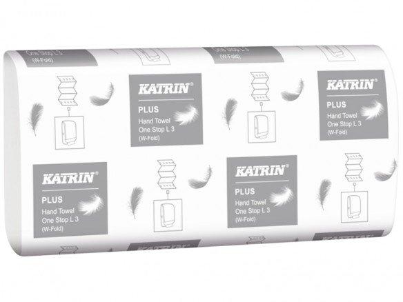 KATRIN Plus Papierhandtücher One Stop L3