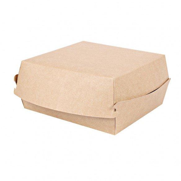 Organic Hamburger Box