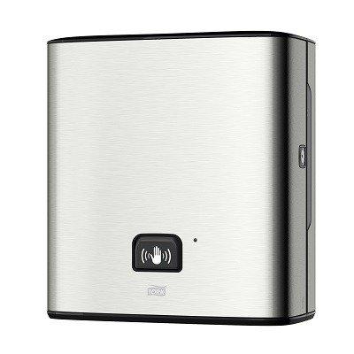 TORK Matic Touchless Stainless Steel Roll Towel Dispenser