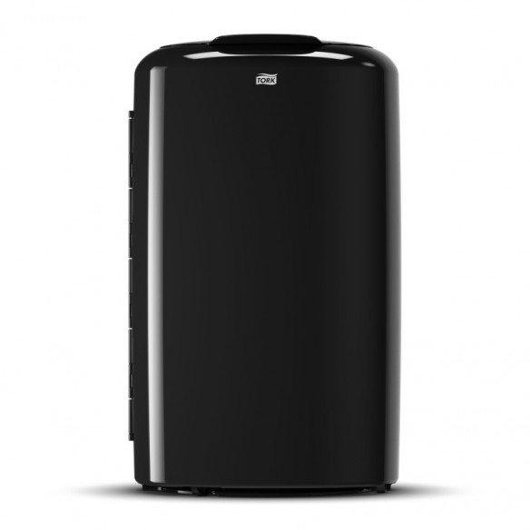 Abfallbehälter 50 Liter Tork schwarz