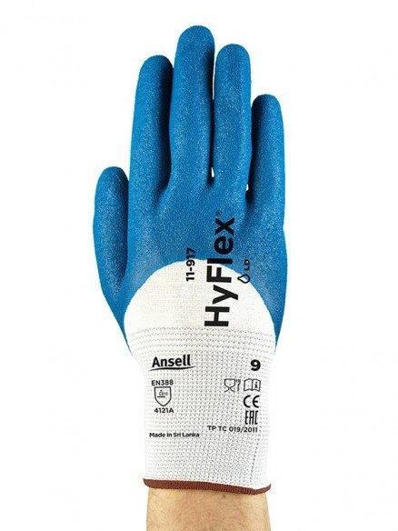 Mechanikschutzhandschuhe Ansell HyFlex® 11-917
