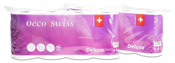 Oeco Swiss Deluxe Toilet Paper