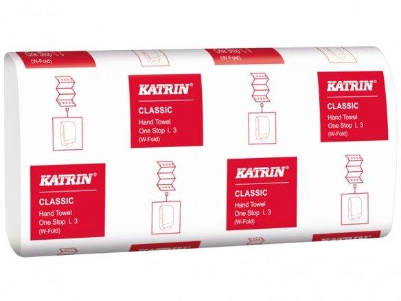 KATRIN Classic Papierhandtücher One Stop L3