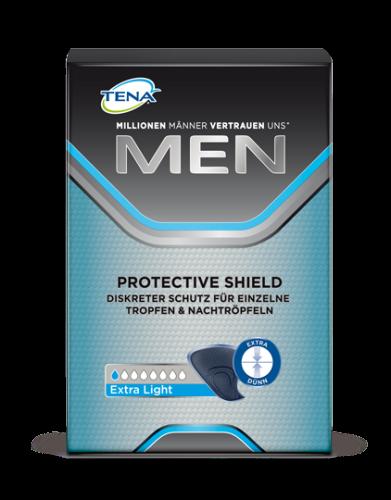 Tena Men Protective Shield extra light Inkontinenz Einlagen