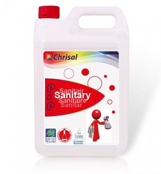 biologischer nachhaltiger Sanitärreiniger 5L