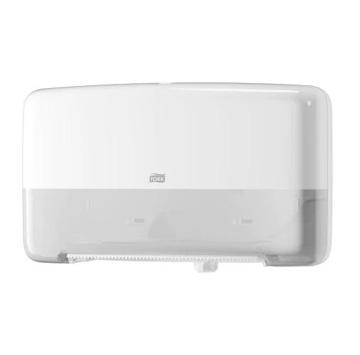 TORK Mini Jumbo Doppelrollen Toilettenpapierspender