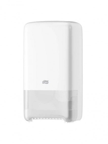 TORK Midi Doppelrollen Toilettenpapierspender