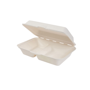Emballages à emporter bio