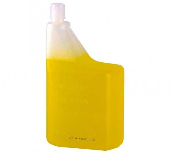 Foam soap cartridge for CWS dispenser