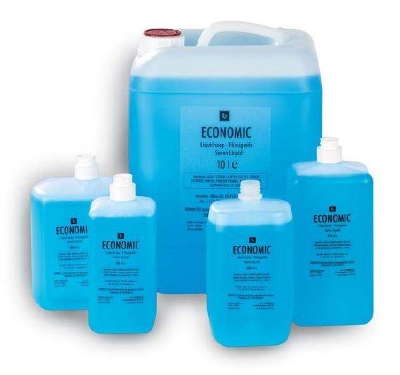 Liquid soap Economic