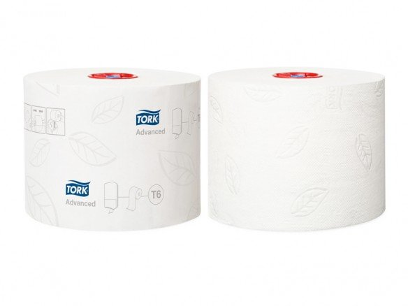 Toilettenpapier Compact Advanced TORK